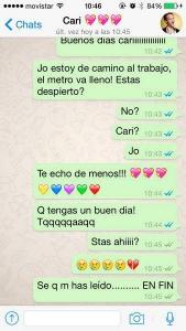 Whatsapp Carlos Melero